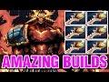 6 DIVINES = GG TO SVEN !! -  +2000 DAMAGE !! - Amazing Builds Vol 154 - Dota 2