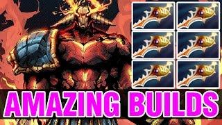 6 divines gg to sven 2000 damage amazing builds vol 154 dota 2
