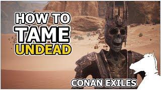 How to get Volcano Thralls | CONAN EXILES смотреть онлайн