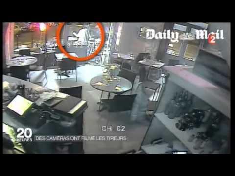 Attentats De Paris : La Vidéo De Surveillance D'un Resto Attaqué .