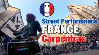 YUKINKO AKIRA in France @ Carpentras 22th Dec 2018