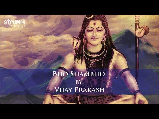 Bho Shambho By Vijay Prakash
