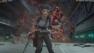 Resident Evil 3 Remake Final Boss Nightmare Difficulty