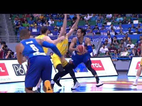 HIGHLIGHTS: Gilas Pilipinas vs. Australia (VIDEO) July 2 | Asian Qualifiers