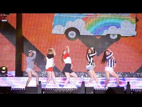 151009 레드벨벳 (Red Velvet) Dumb Dumb [전체]직캠 Fancam Music Bank (DDP) by Mera