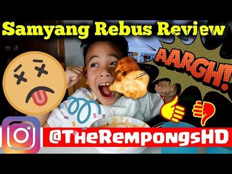 SAMYANG REBUS CHALLENGE INDONESIA  TheRempongs - KIDS EDITION