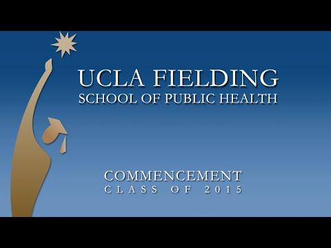 2015 Fielding School of Public Health Commencement