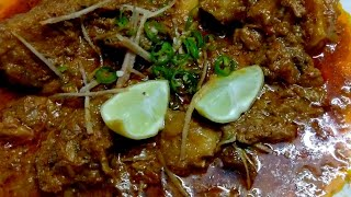 NAHARI RECIPE MUTTON N BEEF DONO K LIYE WITH EASY METHOD/BAKR-EID SPECIAL/ DILLI KI FAMOUS NAHARI