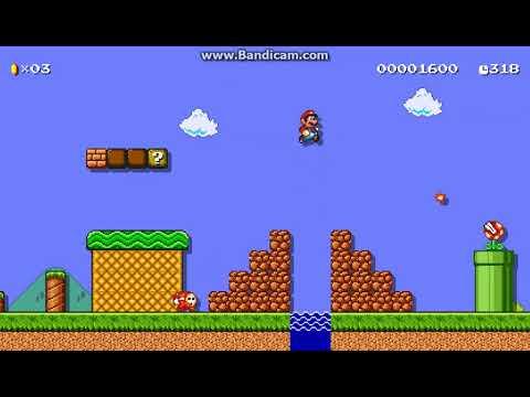 Super FanMade Mario Bros Gameplay 2