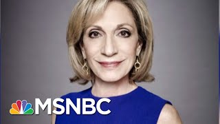 Celebrating Andrea Mitchell's 4 Decades With NBC News | MTP Daily | MSNBC