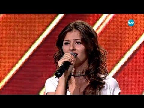 Лидия Стаматова - X Factor кастинг (24.09.2017)