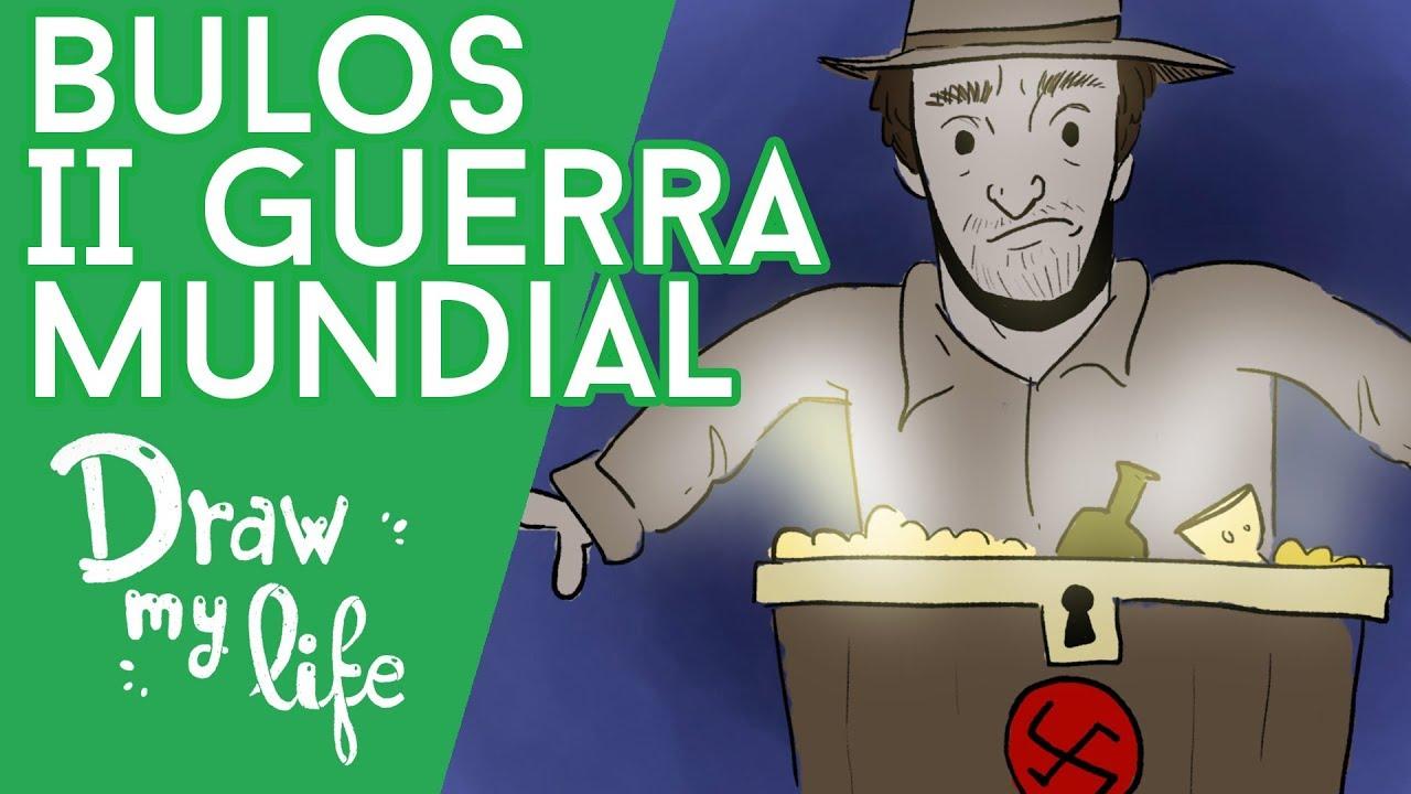 Las MENTIRAS de la SEGUNDA GUERRA MUNDIAL - Draw My Life
