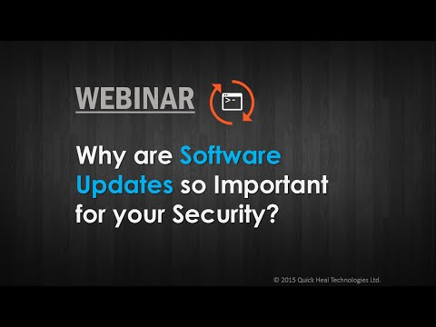 Why are Software Updates so Important for your Security?