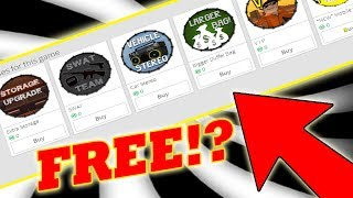 HOW TO GET FREE GAME-PASSES ON ROBLOX!! *WORKS 100%!! * | Roblox