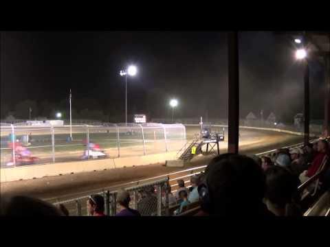 MSA/Plymouth Dirt Track 360 Sprint Car Feature