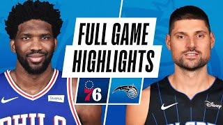 Game Recap: 76ers 116, Magic 92