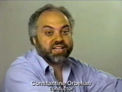 Constantine Orbelian and the Shostakovich Waltzes