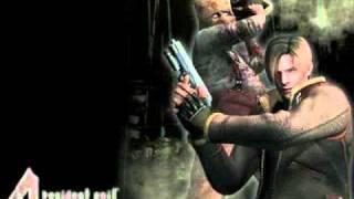 Resident Evil 4 soundtrack  Serenity (Extended)