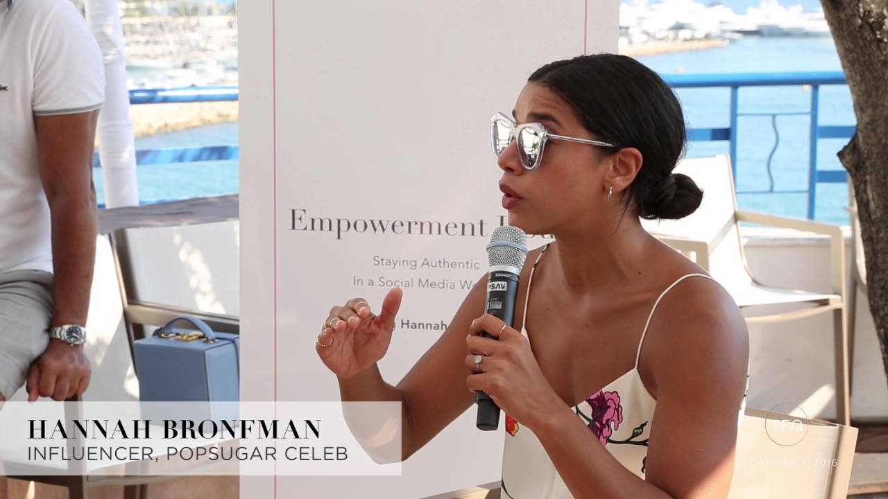 Hannah Bronfman on Startups Approaching Influencers