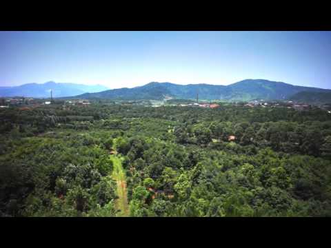 Aerial Video shot in Jiangxi