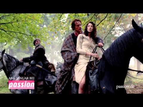 Outlander Trailer 4 lang Deutsch RTL Passion