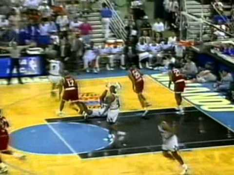 Horace Grant (15pts/16rebs) vs. Rockets (