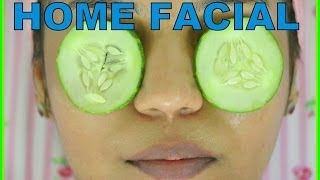 How To Do FACIAL At HOME Step By Step Tutorial | Remove Blackheads | SuperPrincessjo