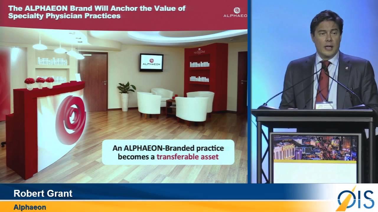 Alphaeon - OIS@AAO 2015