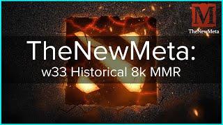 TheNewMeta: w33 Historical 8k MMR