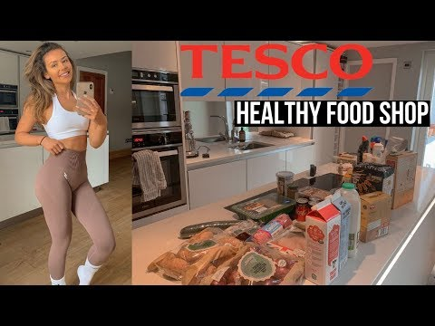 TESCO HEALTHY FOOD SHOP