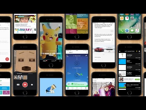 Apple's Best iPhone Apps of 2016