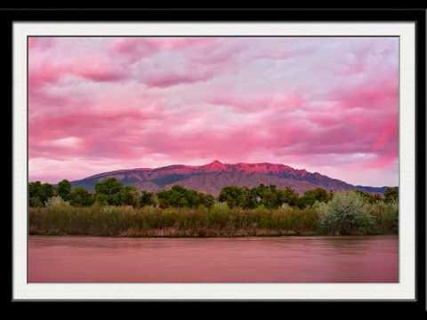 Rio Grande Lullaby - Native American Flute Solo