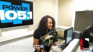 The Sunday Sit Down: CeCe Peniston Part 1