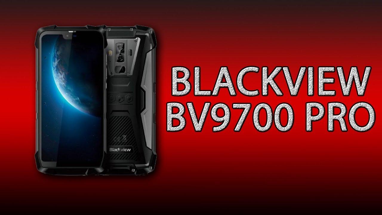 Купить Blackview BV9700 Pro Black, отзывы  Цена на смартфон Блеквью