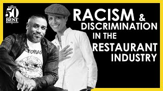 Dominique Crenn &amp Russell Jackson Discuss Racism in the Food Industry