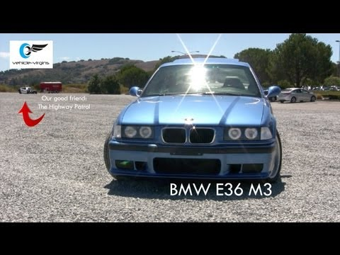1999 BMW E36 M3 Road Test and Review