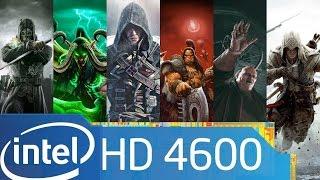 Intel HD Graphics 4600 Gaming