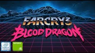 Geforce 940mx 2gb + i5 7200u Test Gameplay - Far Cry® 3 Blood Dragon