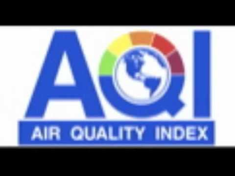 Air Quality Index [AQI] Guide