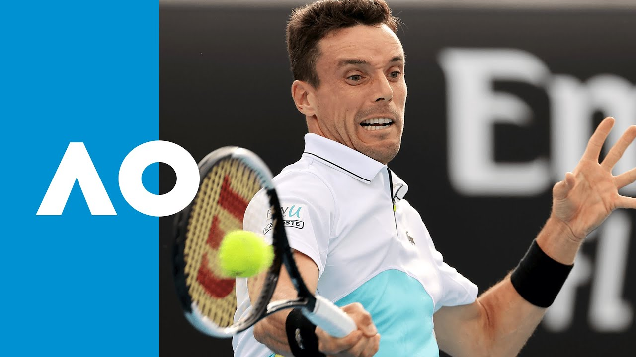Michael Mmoh vs. Roberto Bautista Agut - Match Highlights (2R) | Australian Open 2020