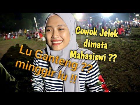 Mahasiswi Jaman Sekarang Suka Cowok Jelek? Otomatis Cowok Ganteng Gak Laku !!