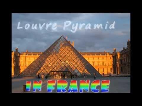 Louvre Pyramid /  Louvre Palace / Paris / France