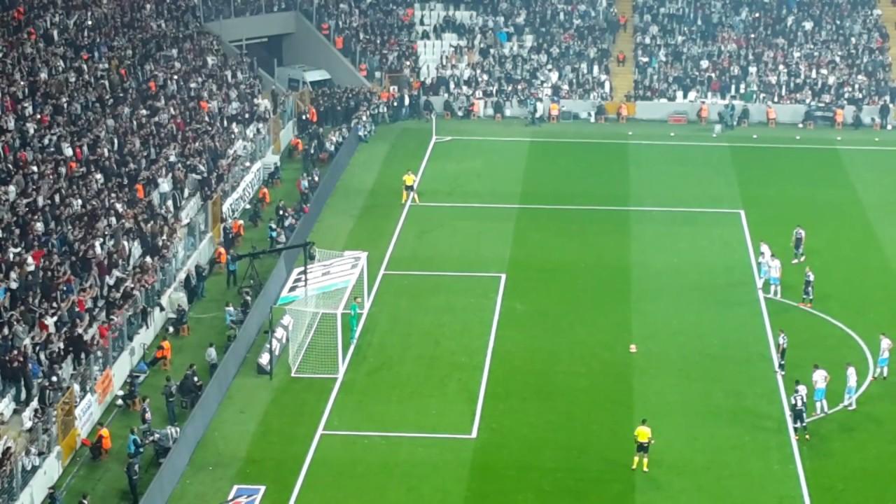 BEŞİKTAŞ-Trabzon Penaltı CENK TOSUN