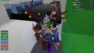 Roblox~GamePlay~Guest obby By Fudsim~Part 1