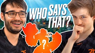 Who Says That?! - Hylissang vs Nemesis | Episode 3