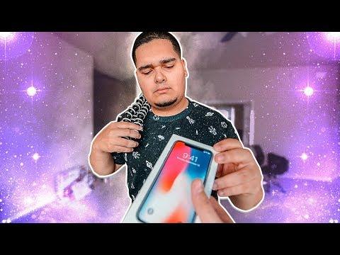 DEI UM IPHONE X PARA MEU AMIGO !!! *TROLLAGEM* ‹ JonVlogs ›