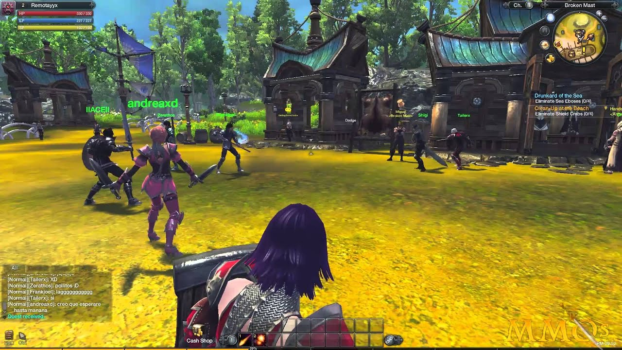 RaiderZ Game Review - MMOs.com - Free MMO and MMORPG …