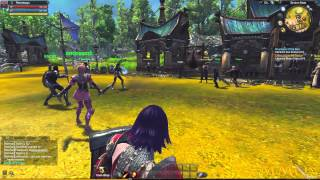 RaiderZ Gameplay First Look HD - MMOs.com