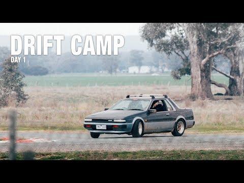 Drift Camp - Gazelle S12 Day 1