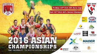 Video Live Streaming: Division 1 GRAND FINAL | 2016 AFL Asia Championships download MP3, 3GP, MP4, WEBM, AVI, FLV Desember 2017
